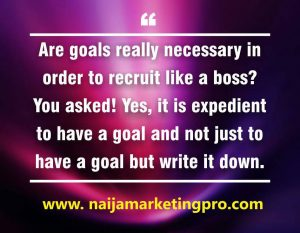 How To Recruit Like A Boss In Network Marketing