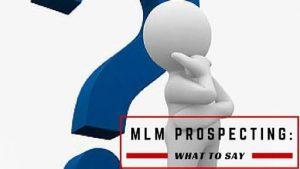 WHAT IS THE BEST APPROACH TO COMMENCE CONVERSATION WITH ONLINE PROSPECTS?