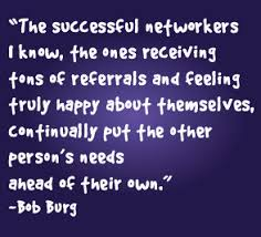 9 TIPS TO BECOMING A SUCCESSFUL NETWORKER