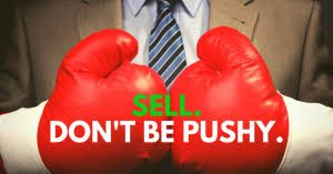 HOW TO GET YOUR PROSPECTS TO TAKE ACTION WITHOUT BEING PUSHY.