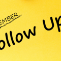 HOW TO FOLLOW UP AFTER THE EVENT ON SOCIAL MEDIA