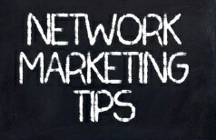TOP 5 NETWORK MARKETING TIPS FOR BEGINNERS.