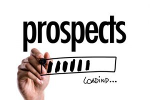 WHAT IS THE DIFFERENCE BETWEEN MARKETING AND PROSPECTING.